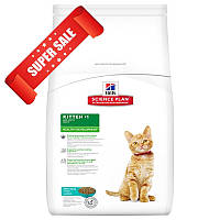 Сухой корм для котов Hill's Science Plan Feline Kitten Healthy Development Tuna 2 кг