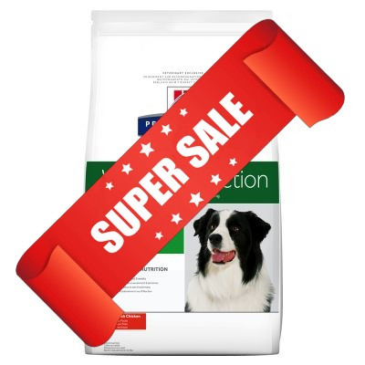 Лечебный сухой корм для собак Hill's Prescription Diet Canine Weight Reduction r/d 12 кг