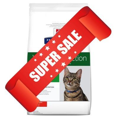 Лечебный сухой корм для котов Hill's Prescription Diet Feline Weight Reduction r/d 1,5 кг
