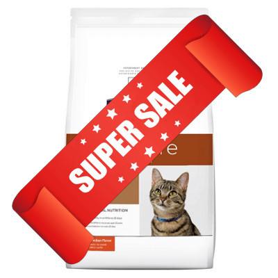 Лечебный сухой корм для котов Hill's Prescription Diet Feline Joint Care j/d 2 кг