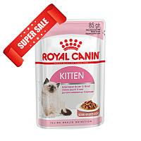 Влажный корм для котов Royal Canin Kitten Sauce 85 г