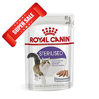 Влажный корм для котов Royal Canin Sterilised Loaf 85 г