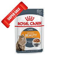Влажный корм для котов Royal Canin Intense Beauty Care Sauce 85 г