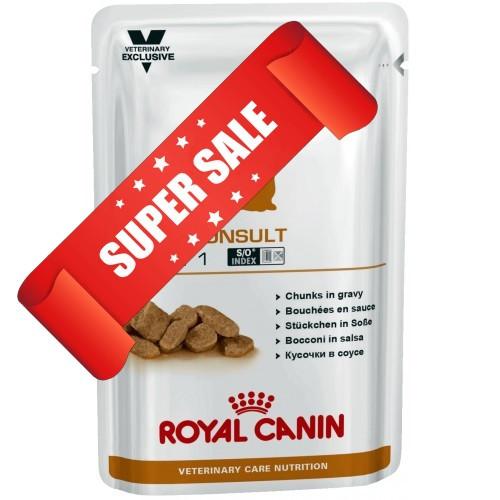 Влажный корм для котов Royal Canin Senior Consult Stage 1 100 г