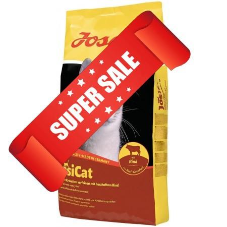 Сухой корм для котов JosiCat Rind 18 кг
