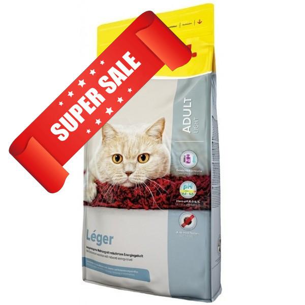 Сухой корм для котов Josera Leger 10 кг