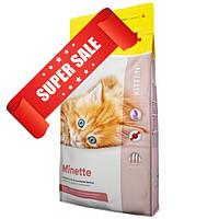 Сухой корм для котов Josera Minette 400 г