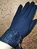 Сенсорны вязание шерсти трикотаж женские перчатки с сенсором для работы на телефоне плоншете оптом, фото 2