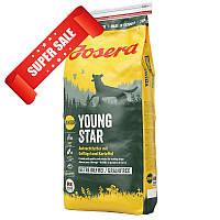 Сухой корм для собак Josera Young Star 900 г