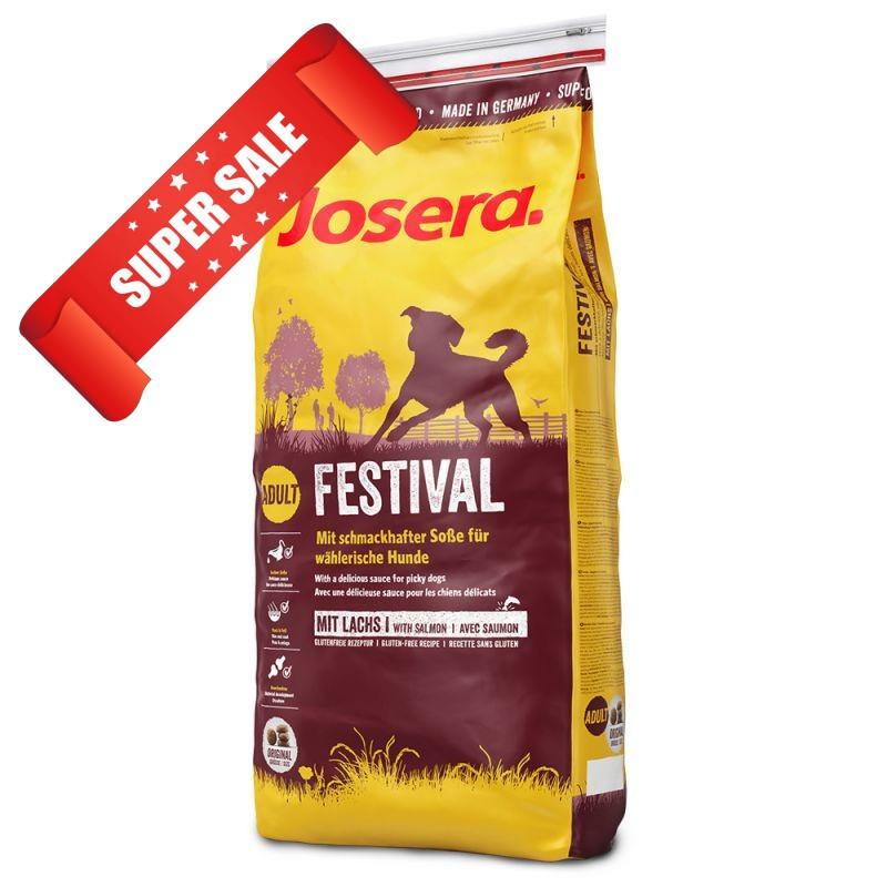 Сухой корм для собак Josera Festival 900 г