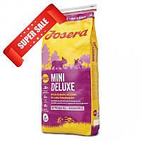 Сухой корм для собак Josera Mini Deluxe 4,5 кг