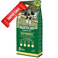 Сухой корм для собак Nutrican Performance 15 кг