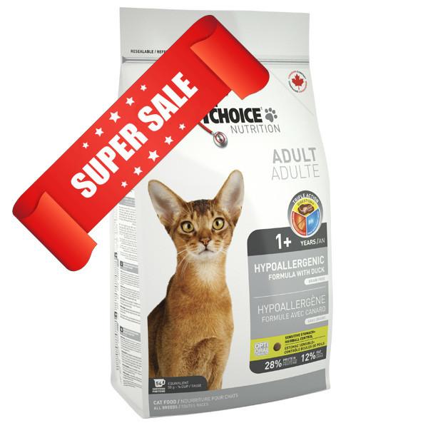 Сухой корм для котов 1st Choice Hypoallergenic Adult 350 г