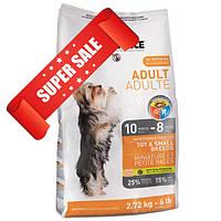 Сухой корм для собак 1st Choice Toy & Small Breeds Adult 2,72 кг