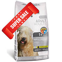 Сухой корм для собак 1st Choice Hypoallergenic All Breeds Adult 2,72 кг