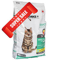 Сухой корм для котов 1st Choice Weight Control Adult 10 кг