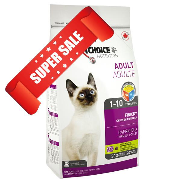 Сухой корм для котов 1st Choice Finicky Adult 2,72 кг