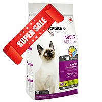 Сухой корм для котов 1st Choice Finicky Adult 5,44 кг