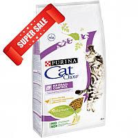 Сухой корм для котів Purina Cat Chow Hairball Control 15 кг