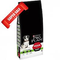 Сухой корм для собак Purina Pro Plan Medium Puppy 3 кг