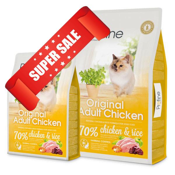 Сухой корм для котов Profine Cat Original Adult Chicken 2 кг