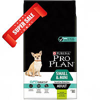 Сухой корм для собак Purina Pro Plan Small & Mini Adult Sensitive Digestion 7 кг