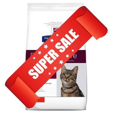 Лечебный корм для котов Hill's Prescription Diet Feline i/d 1,5 кг