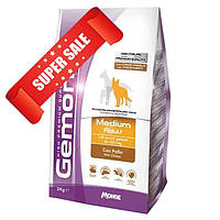 Сухой корм для собак Gemon Medium Adult Chicken & Rice 15 кг