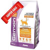 Сухой корм для котов Gemon Adult Complete Chicken & Turkey 20 кг