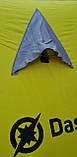 Палатка КУБ зимняя 180*180*205 без дна тип ATLANT, фото 4