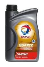 Моторное масло TOTAL QUARTZ 9000 ENERGY HKS 5W-30 1л  (TL 175392)