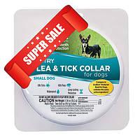 Ошейник от блох и клещей Sentry Flea & Tick Collar Small для собак малых пород 36 см, 2 шт