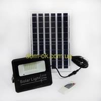 Прожектор LED на солнечной панели 20W POWERLUX с пультом