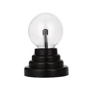 Плазменный шар ночник Plasma Light Magic Flash Ball (45169)