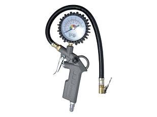 Пистолет House Tools для подкачки колес с манометром 63 мм пневматический 80K503 (113887)