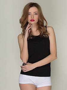 Домашняя одежда U.S. Polo Assn - Майка женская 66005 черная, 38р. M