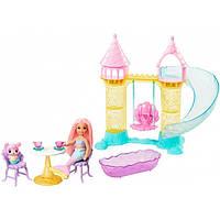"""Набір Barbie """"Замок русалочок Челсі"""" серії Дрімтопія, Barbie"""