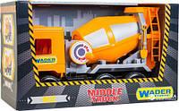 "Бетономешалка ""Middle truck"" (оранжевая) 39311"