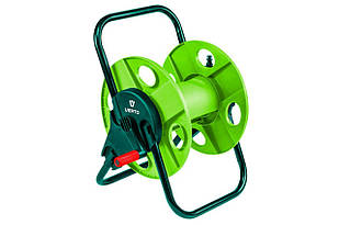 Катушка для шланга Verto без колес Зеленый (15G790)