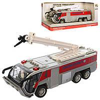 Пожарная машина игрушка 5281A инерционная, Bambi