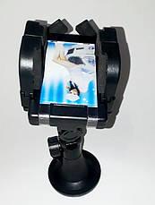 Автомобильный держатель крепление присоска для мобильного телефона, фото 2