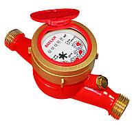 Счётчик горячей воды многоструйный Baylan ТК-3S / R=160 DN25 класс С