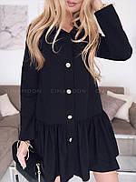 Платье / костюмная ткань / Украина 33-1019, фото 1