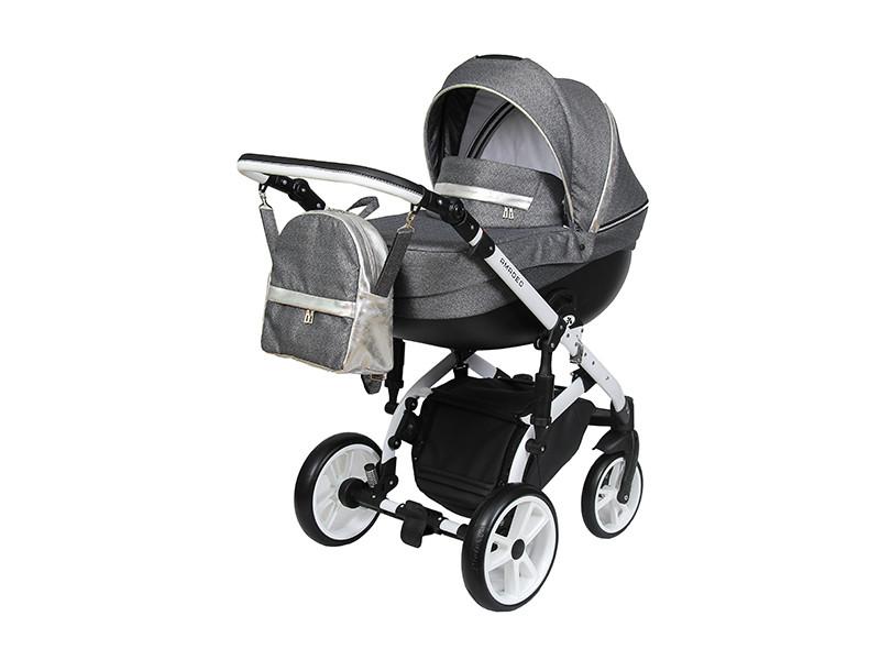 Детская универсальная коляска 2в1 Angelina Amadeo Premium