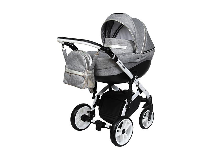 """Детская коляска универсальная 2в1  """"Amadeo Premium"""""""
