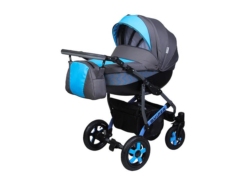 """Детская коляска универсальная 2в1 """"Viper Burano"""""""