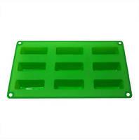 Силиконовая форма Плиточки 25х15х1.5 см