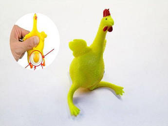 "Лизун ""Курица с яйцом"" PR824"