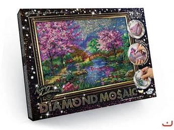 "Алмазная живопись ""DIAMOND MOSAIC"", ""Цветущий сад"" DM-01-05"
