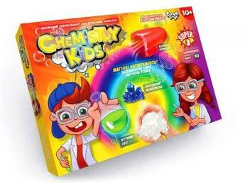 "Набор для опытов ""Chemistry Kids"" (укр) CHK-02-03U"